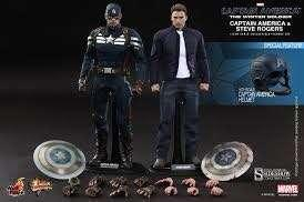 Hot Toys MMS243 Captain America Winter Soldier