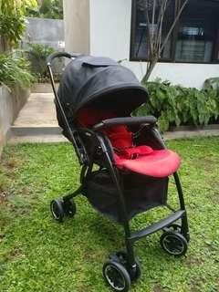 Strollers aprica luxuna comfort