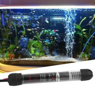 🚚 Professional Submersible Heater Heating Rod for Aquarium Glass Fish Tank