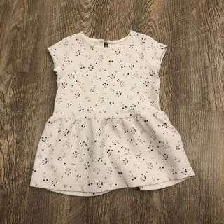 Zara baby girl dress 12mo