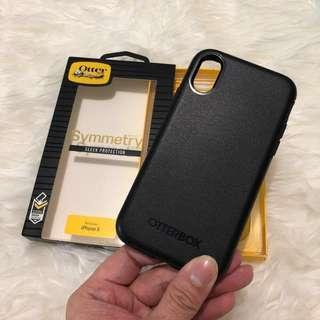 OTTERBOX SYMMETRY Apple Iphone X XS case Black
