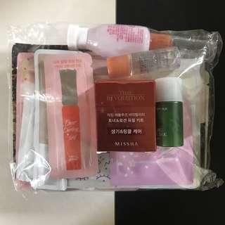Korean Sample Bundle