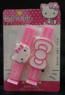 Hello Kitty food clipper