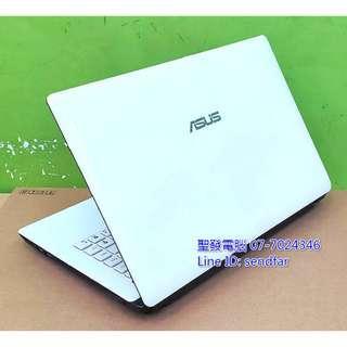 🚚 模擬器多開高效獨顯 ASUS P43S i7-2820QM 8G 500G 獨顯 DVD 14吋筆電 聖發二手筆電