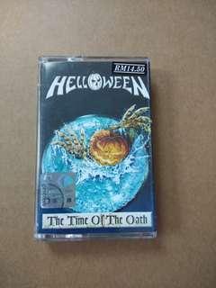 Helloween cassette