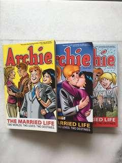 🚚 Archie The Married Life series
