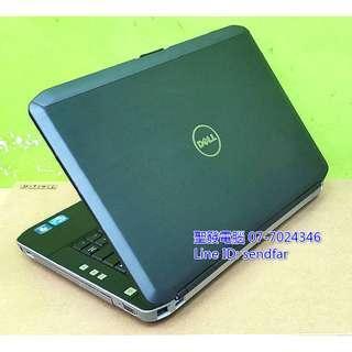 🚚 全新電池 天M模擬器多開 DELL E5430 i7-3820QM 8G 500G DVD 14吋筆電 聖發二手筆電