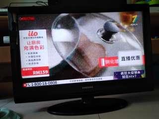 32' Samsung series 3 LCD TV