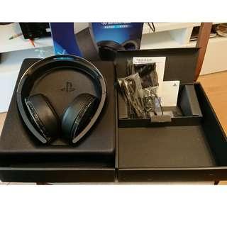 PlayStation 無線耳機組 -3D環繞音效- CECHYA-0090