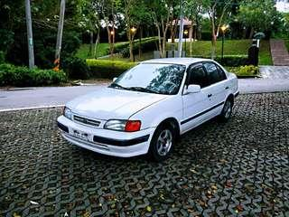 【自售】1996 豐田 特色兒 1.5 自排 比機車還便宜