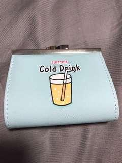 🚚 Coin Purse- Summer Cold Drink