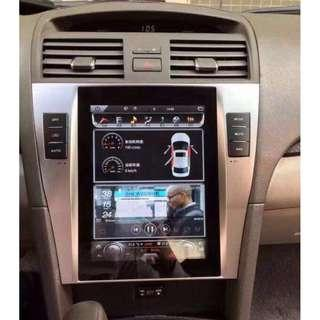 Toyota Camry 2006-2012 TESLA Vertical Screen Android Player