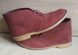 Clarks Desert Boots Suede Men's US11, UK10, EU44.5