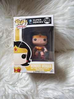Funko Pop Heroes Wonderwoman