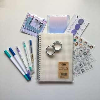bujo! grab bag sampler
