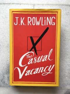 🚚 The Casual Vacancy