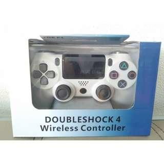Playstation 4 PS4 DualShock 4 Wireless Controller High Quality- WHITE - 2 Month Warranty