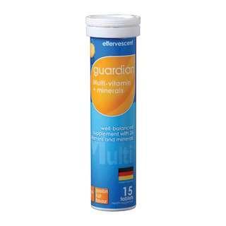 Guardian Effervescent Multi-Vitamin + Minerals