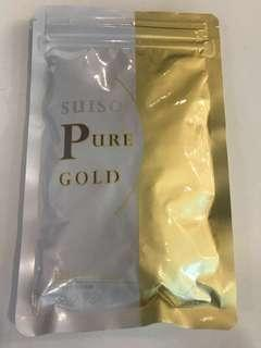 🚚 Suiso pure gold supplement