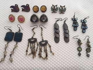 Earrings Bundle Sale