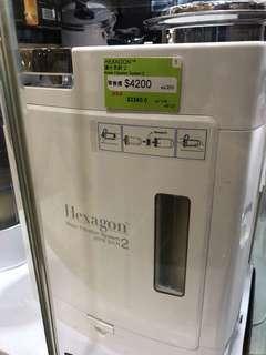 韓國Haxagon過濾水機