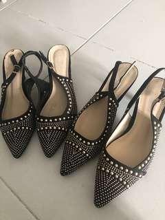 Sembonia Sparkle Heels