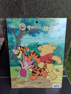 Puzzle 12 pcs - Winnie the Pooh (4)