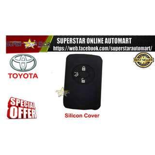 Toyota Silicon Car Key Cover
