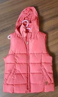 🚚 Worn once winter padded vest