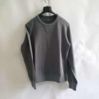 Uniqlo New Label Pastel Blue Sweater Crewneck M