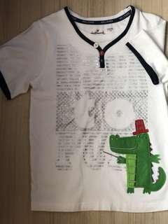 Hallmark boy shirt 4-5 Y