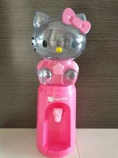 🚚 Hello Kitty Water Dispenser & Eupa Juice Blender