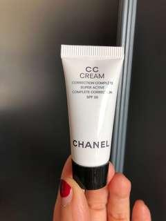 Chanel CC Cream 防曬保濕隔離 5ml