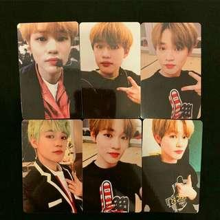 [WTS] NCT DREAM Dream Show 2 Duplicate Photocards