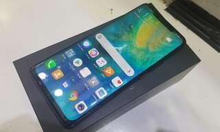 Huawei mate 20 pro 3 day olds
