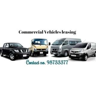 🚚 Commercial Vehicle RENTAL