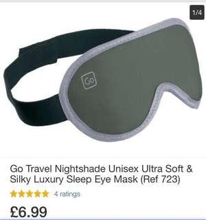 Go travel sleeping mask