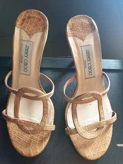 Authentic Jimmy Choo sandal