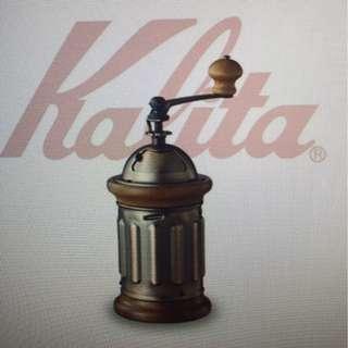 🚚 Kalita 郵筒造型 手搖摩豆機