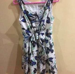 Floral function dress