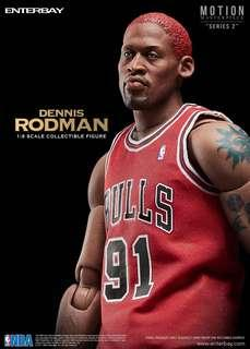 EPTERBAY 1/9 NBA Collection Dennis Rodman 丹尼斯·羅德曼