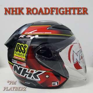🚚 NHK ROADFIGHTER HELMETS..🤗!!