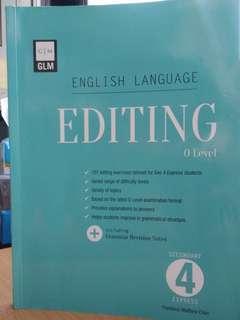 🚚 English Editing Exercises