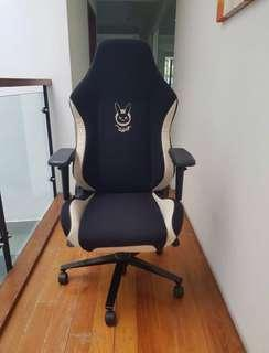 Leather/fabric re-wrapping service for chairs e.g. Secretlab