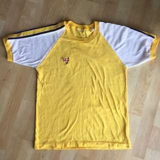 Vintage Le Sport Yellow Tshirt