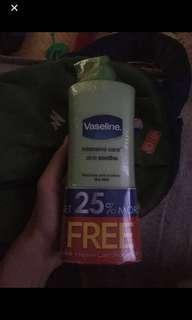 Veseline Incentive Care Aloe Vera
