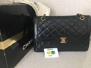 Authentic Chanel Paris Limited Edition Double Flap