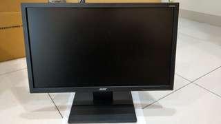 Acer V226HQL 22吋電腦螢幕 9成新