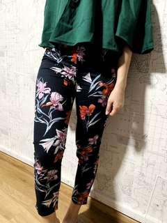 🚚 Mango Tropical Pants