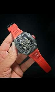 Richard Mille full carbon body Automatic Move Swiss Made Limited Edition